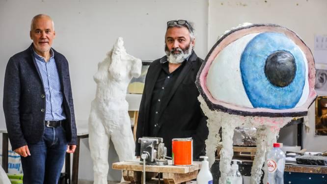 """Kunstacademie Aan Zee viert 200ste verjaardag met expo: """"Bij ons kan je nog 'out of the box' denken"""""""