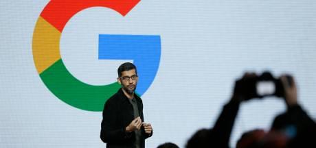 Google-ceo wil dat overheden kunstmatige intelligentie reguleren