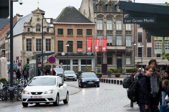 De stad Lier heeft de komende jaren 8,2 miljoen extra investeringsbudget.