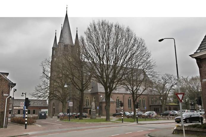De Willibrorduskerk in Zeelst is sinds veertien dagen dicht. archieffoto Jurriaan Balke/fotomeulenhof