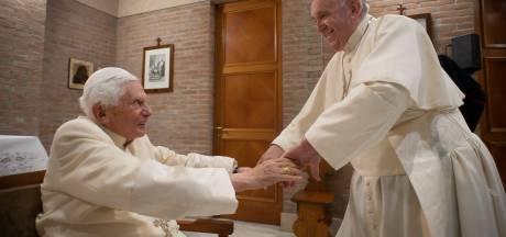 Benoît XVI au plus mal