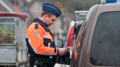 Politie en Vlaamse Belastingdienst innen 6.785 euro achterstallig verkeersbelasting bij wegcontrole