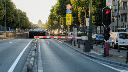 Aan deze Brusselse werven is er nog hinder in september