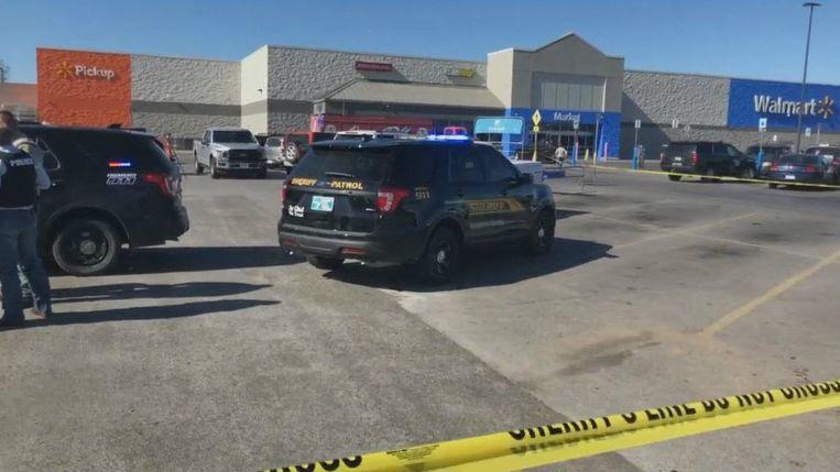 Bij een schietpartij bij een Walmart in Duncan kwamen drie mensen om het leven