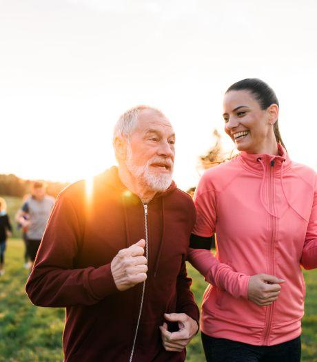 Jong of oud, sporten draagt bij aan je gezondheid: 'Het is een fijne uitlaatklep voor mij'