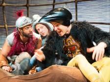 Gouden Krekel voor Jibbe Willems van theatergroep Kwatta
