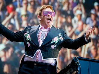 Elton John neemt in september 2020 nog eens afscheid in Antwerpse Sportpaleis