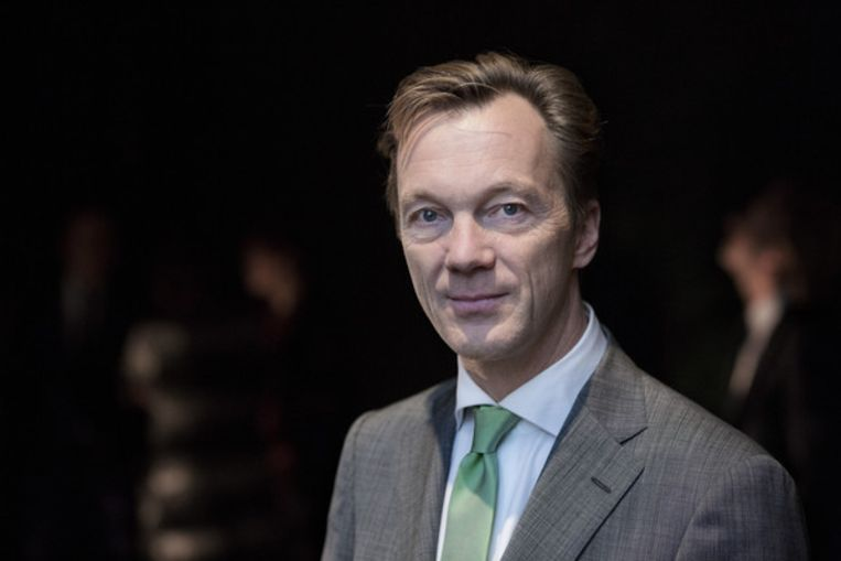 Wim Pijbes, directeur van Stichting Droom en Daad Beeld ANP