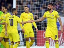 Eden Hazard et Chelsea remportent un match caritatif aux États-Unis