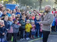 Het klimaat volgens de kleuters van de Beatrixschool in Steenwijk