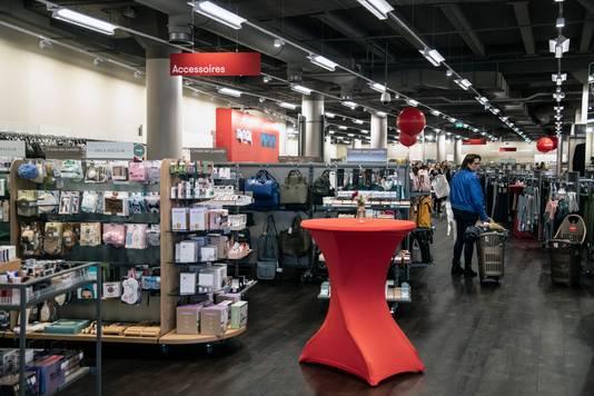 TK Maxx in Nijmegen.