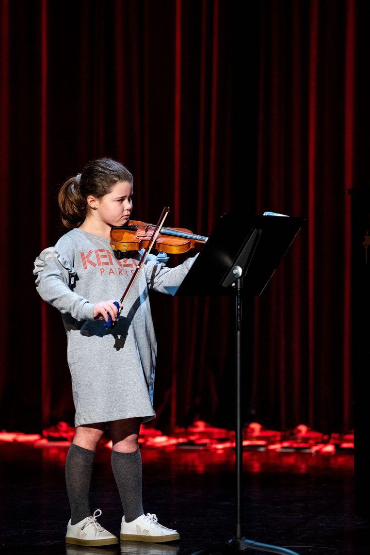 Een viool of een ander instrument? Dat kan je zaterdag in Aalter testen.