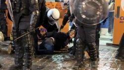 Politie op zoek naar beeldmateriaal van rellen