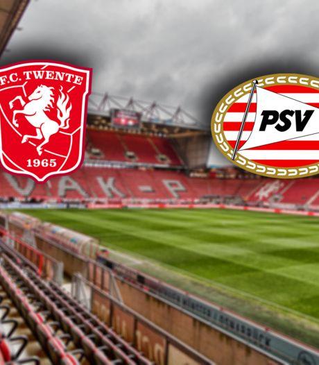 Eindelijk kunnen ze bij FC Twente weer zeggen: we spelen vandaag een topper