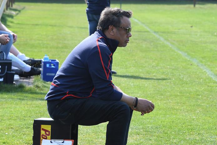 Menos-trainer Jef Vels op archiefbeeld.