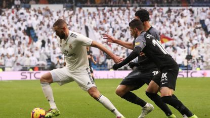 LIVE. Casemiro verlost Solari en Real Madrid met geweldig afstandsschot!