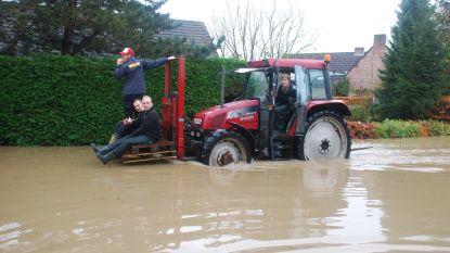 Inwoners kunnen zelf oplossing voor overstromingen aanreiken