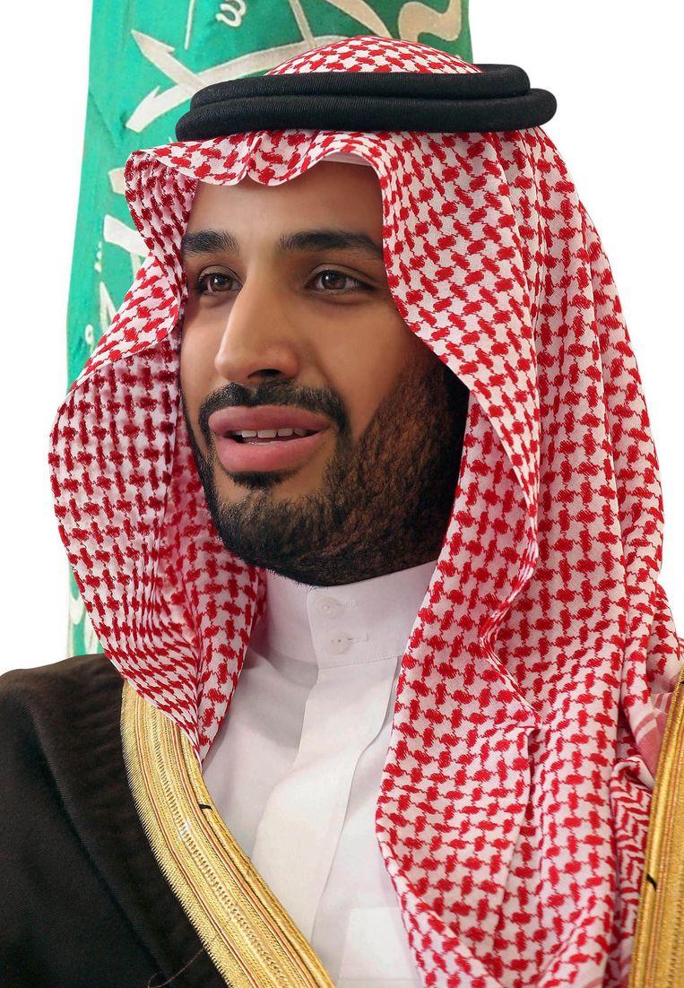 Mohammad bin Salman. Beeld epa
