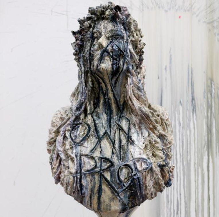 'I am my own prophet' van Anne Wenzel Beeld Anders Sune Berg