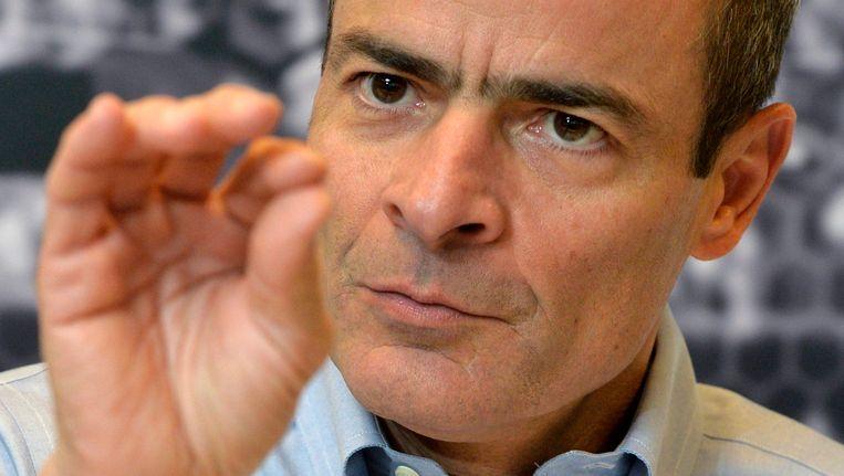 Onder andere AB Inbev, met CEO Carlos Brito, kreeg een lucratieve belastingdeal.