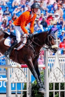 Frank Schuttert ziet toppaard Chianti's Champion vertrekken