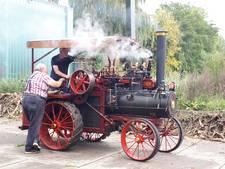'Old Smokey' kan weer rijden