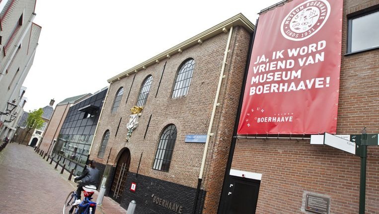 Museum Boerhaave in Leiden. Beeld ANP/Koen Suyk