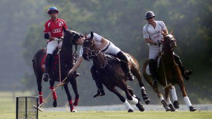 William en Harry mijden polotoernooi aan Engels hotel sultan Brunei