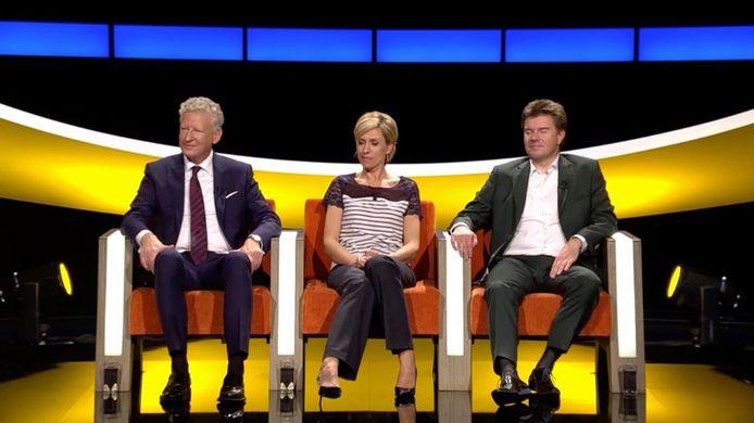 Annelies Sven En Pieter Leggen Zomaar Hun Ziel Bloot Het Beste Uit Aflevering 24 Van De Slimste Mens Tv Hln Be