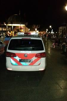 Kentekenplaat gestolen van politiewagen in Prinsenbeek: 'Wees dan ook zo stoer om die bij ons terug te brengen'