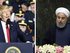 """Le président iranien provoque Trump: """"Cette Maison Blanche souffre de troubles mentaux"""""""