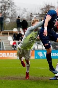 Herstel Van Bladeren duurt langer dan verwacht, transfer naar Helmond Sport ketst af