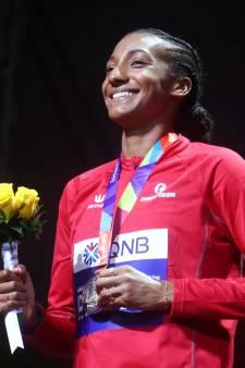 Nafi Thiam athlète européenne du mois de mars