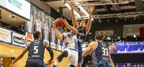 Landstede Basketbal vindt winnende formule in eerste finale niet