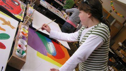 Leerlingen ontwerpen zelf Graag Traag-borden
