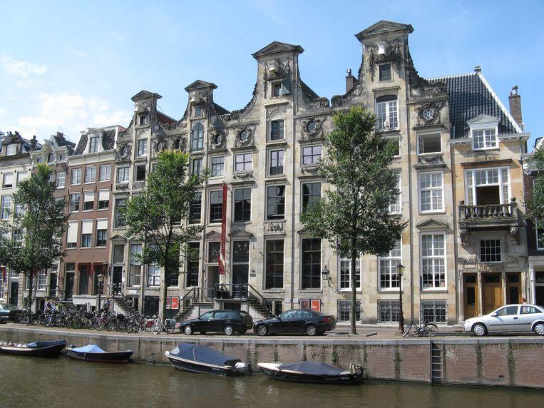 Het pand van het Bijbels Museum aan de Herengracht in Amsterdam. Beeld Wikimedia/Yair Haklai