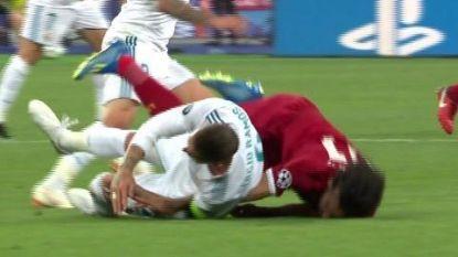 """Ramos Kop van Jut na tussenkomst die Salah CL-finale kost: """"Hij weet goed genoeg wat hij doet"""""""