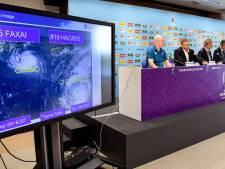 Typhon géant au Japon: après le Mondial de rugby, un risque pour les JO 2020?