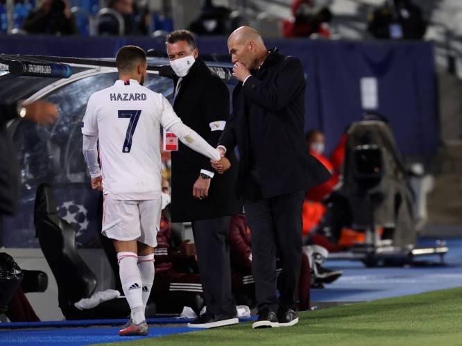 Hazard in de handen van Zidane en Filomena: Rode Duivel blijft chouchou van Real-coach, maar die moet fair handelen tegenover de rest