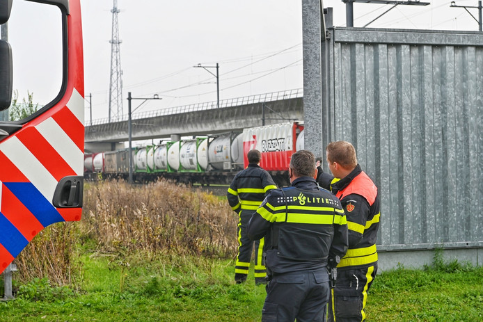 Treinverkeer naar Breda ligt stil
