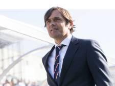 Recordcoach Phillip Cocu boekte als trainer laagste winstpercentage tegen sc Heerenveen: 33%