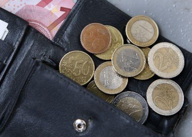 Bijna een op de vijf Nederlanders leeft in een ongezonde financiële situatie. Foto ANP Beeld