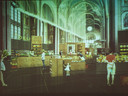 Delhaize heeft plannen om van de kerk een supermarkt te maken.