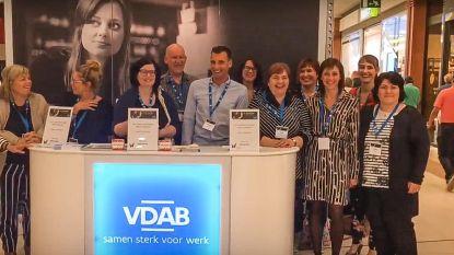 VDAB houdt jobbeurs in Waasland Shopping Center