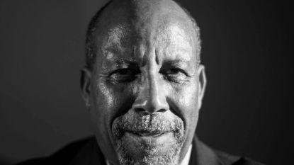 Ethiopische jazzlegende Hailu Mergia in Het Oude Badhuis voor L'Afrique C'est Chic