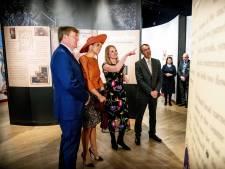 Willem-Alexander en Máxima vergapen zich in bijzondere Ierse bieb