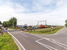 Vier ton voor veilige spoorwegovergang Staphorst