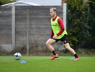 """Maakt Victor Wernersson vanavond debuut voor KV Mechelen tegen STVV? """"Alleen als hij zichzelf volledig klaar voelt"""""""