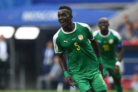 Idrissa Gueye.