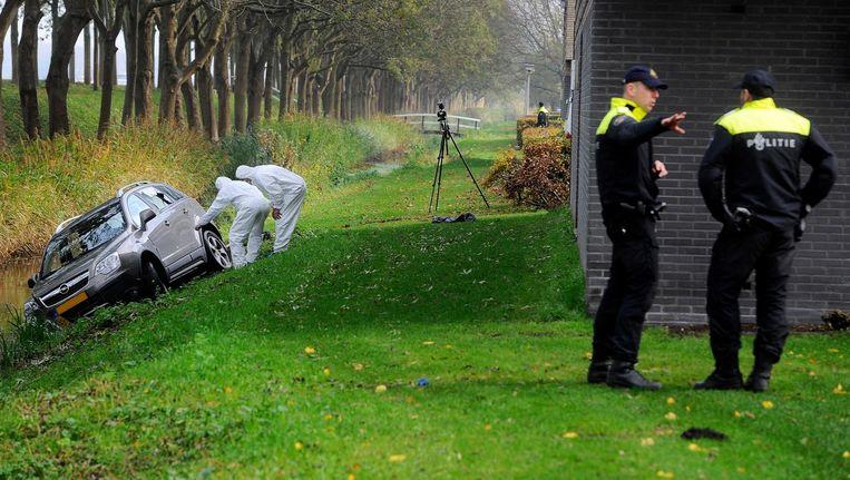 Politieonderzoek na de mislukte moordaanslag in Diemen Beeld anp
